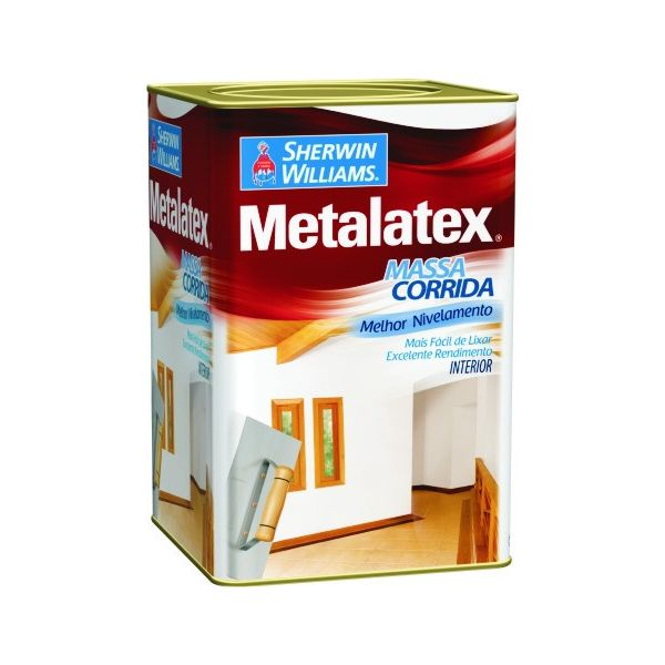 Massa Corrida Metalatex Sherwin Williams 27Kg
