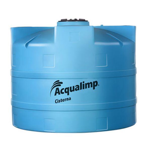 Cisterna 10.000 Litrros Azul Acqualimp