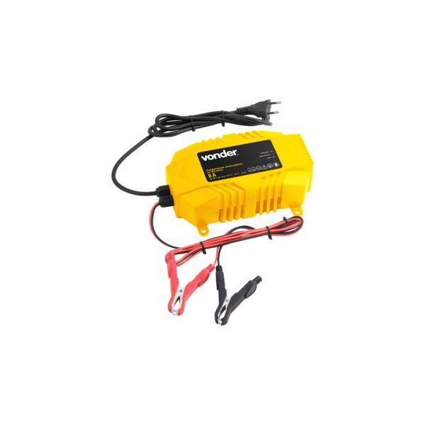 Carregador de Bateria Inteligente CIB100 Vonder