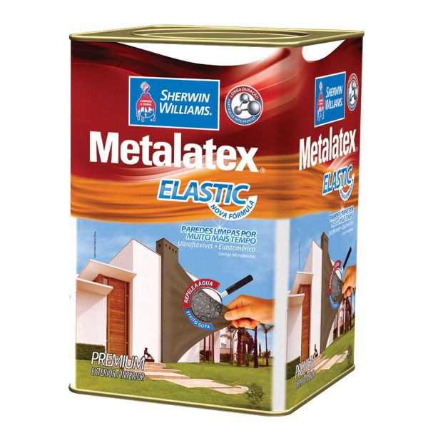 Trinta Acrílica Metalatex Acrílica 18 litros Branco Sherwin willians