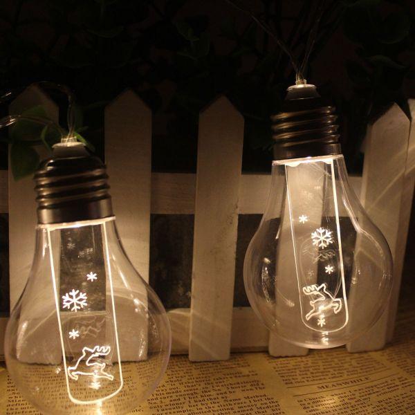 Luminária Led Bulbo Decorativo 6cm Kobe