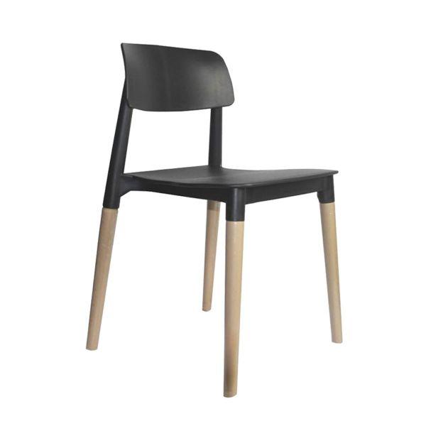 Cadeira Juliana Preta Rivatti