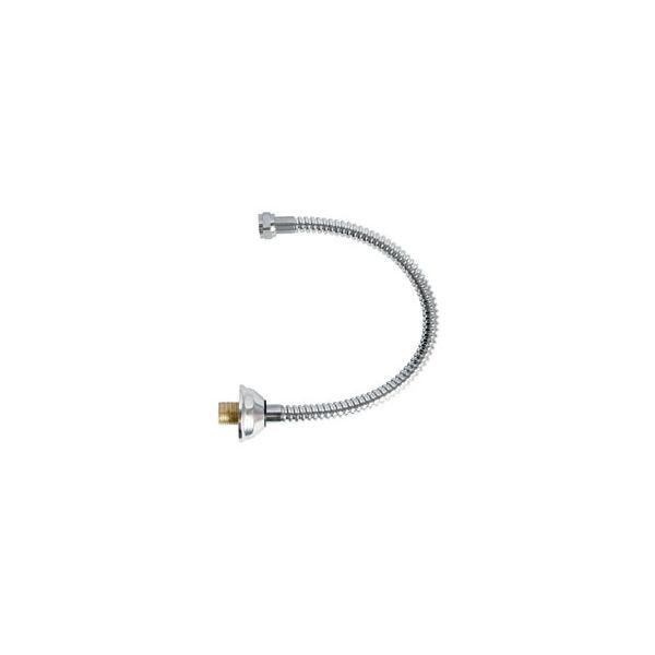 Tubo Flexível de Ligação Luxo 40x½  Cromado Esteves