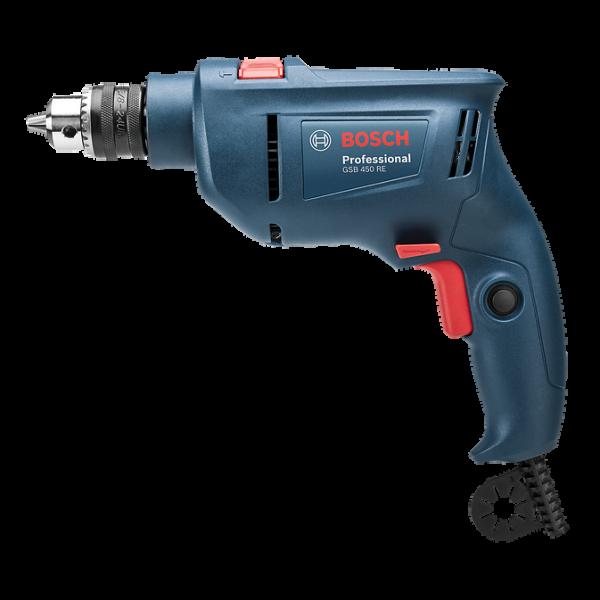 Furadeira  Impacto GSB 450 RE  127V Bosch